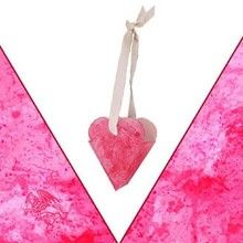 Activité : Petits paniers en forme de cœur pour la St Valentin
