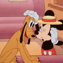 Le voyage de Mickey