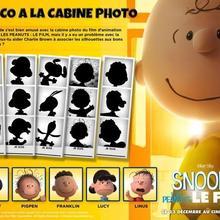 Jeu des ombres de Snoopy