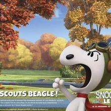Jeu : Snoopy et les Scouts Beagle