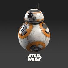 Fond d'écran : BB-8 - Le nouveau robot de Star Wars