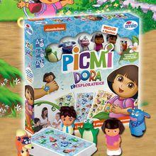 Des jeux PICMI Dora à gagner !