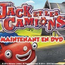 Gagnants des DVD de JACK et LES CAMIONS