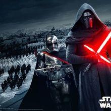 Fond d'écran : Star Wars 7 - Kylo Ren