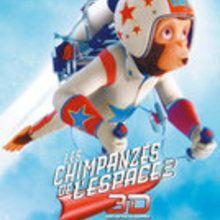 Les chimpanzes de l'espace 2 3D
