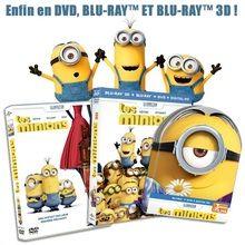 Gagne des DVD des Minions !