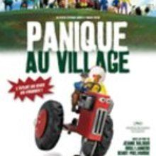 Panique au village