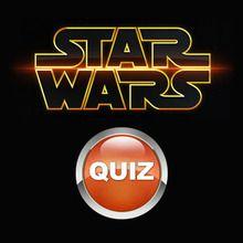 Quizz : Les personnages de Star Wars