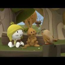 Dessin animé de Musti 3D : Le petit oiseau têtu