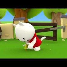 Dessin animé de Musti 3D : A la ferme