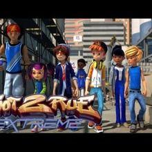 épisode de Foot 2 rue extrême : Episode 7 : Le sixième de la Team