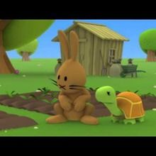 Dessin animé de Musti 3D : Musti et son Potager