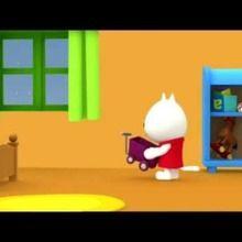 Dessin animé de Musti 3D : Ranger