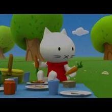 Dessin animé de Musti 3D : Pique-Nique