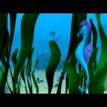 Dessin animé de Musti 3D : Le Trésor englouti