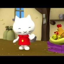 Dessin animé de Musti 3D : Les Poussins