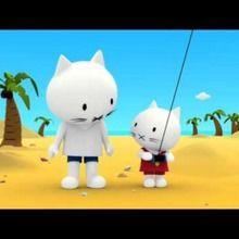 Dessin animé de Musti 3D : Le Cerf-volant