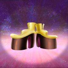 Oggy et les chaussures magiques