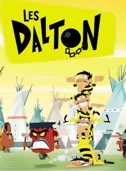 Les Dalton en dessins animés