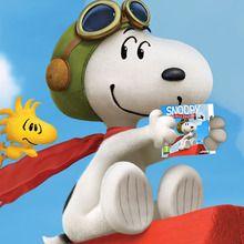 Gagnants des jeux vidéo Snoopy la Belle Aventure