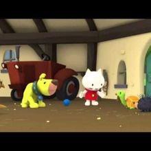 Dessin animé de Musti 3D : Le Tonnerre gronde