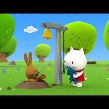Dessin animé de Musti 3D : Les petits lapins