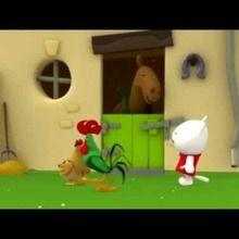 Dessin animé de Musti 3D : Monsieur Coq est malade