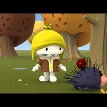 Dessin animé de Musti 3D : L'automne
