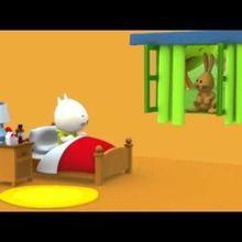 Dessin animé de Musti 3D : Musti est malade
