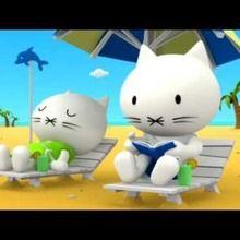 Dessin animé de Musti 3D : Coco Le Perroquet