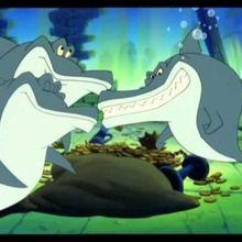 Vidéo de Flipper et Lopaka : Episode 7 : Le gentil requin