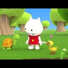 Dessin animé de Musti 3D : Le Caneton