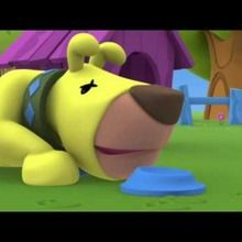 Dessin animé de Musti 3D : Le Béguin pour Belle