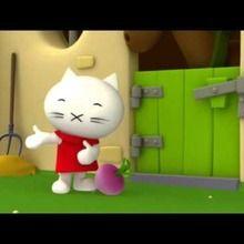 Dessin animé de Musti 3D : Bon anniversaire!