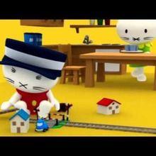 Dessin animé de Musti 3D : Les Trains miniatures