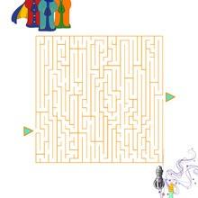 Labyrinthe : Labyrinthe des rois mages