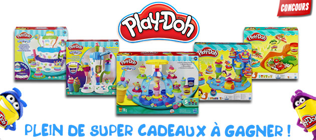 concours Play-doh