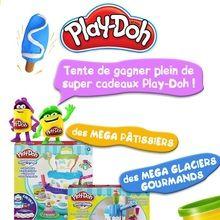 Gagne plein de super cadeaux Play-doh !