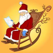 Ecrire et imprimer ma lettre au Père Noël