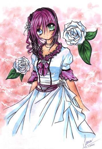 Comment dessiner les manga voila de belles images - Mangas dessin ...