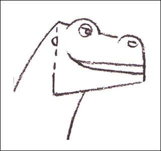 L'Iguanodon