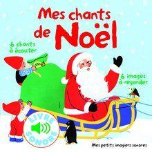 Livre : Mes chants de Noël