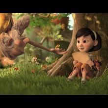 Entre amis - Extrait du film Le Petit Prince