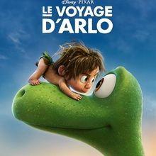 Disney, Coloriage LE VOYAGE D'ARLO