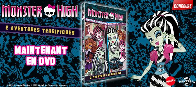 monster high décembre