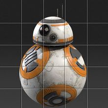 Puzzle Star Wars : BB-8