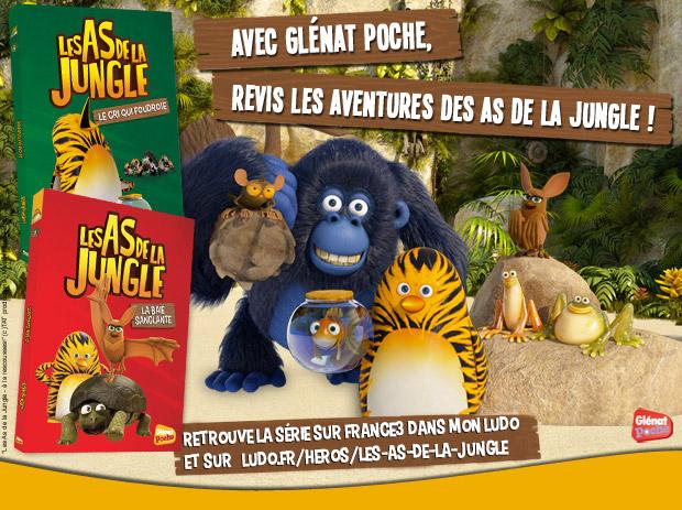 Coloriage les as de la jungle 14 coloriages gratuits - Coloriage as de la jungle ...