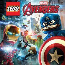 Le tout nouveau LEGO Avengers bientôt disponible