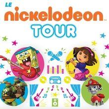 Le Nickelodeon Tour dans les stations de ski !