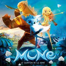 Gagnants des DVD et Blu-ray de MUNE, LE GARDIEN DE LA LUNE